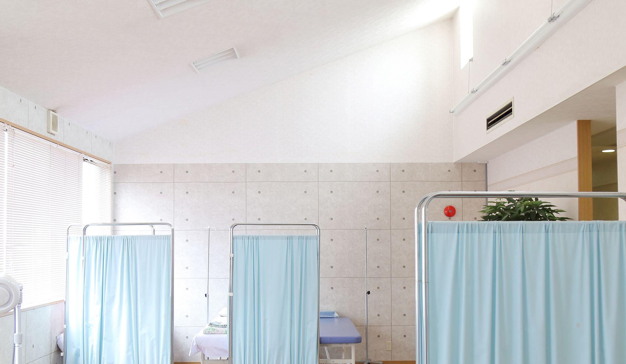 伊都まつもと循環器内科 診療室
